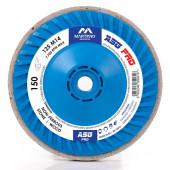 Ściernica talerzowa ASG PRO 125/M14/150