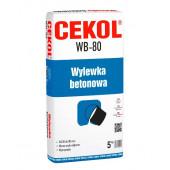 WYLEWKA BETONOWA C20 WB-80 20-80mm 5kg CEK