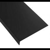 Pas podrynnowy stalowy grafit 2mb