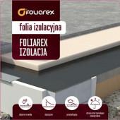 FOLIA BUDOWLANA TYP200 4x6m (24m2) FOF