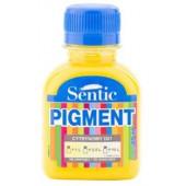 PIGMENT DO FARB SENTIC 80ml D01 cytryn. DRA