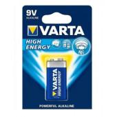 BATERIA ALKALICZNA HIGH ENERGY 6LP3146 9V