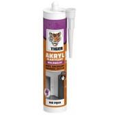 Akryl elastyczny Tiger 300ml biały