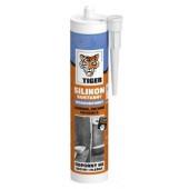 Silikon sanitarny Tiger 300ml biały
