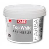 FARBA TOP WHITE ANTI-REFLEX 10l KAB