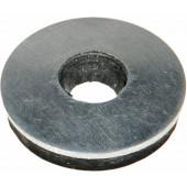 Podkładka z gumką 0,4x14mm ocynk z nawulkanizowanym EPDM