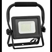 Naświetlacz LED Slim 30W z rączką czarny