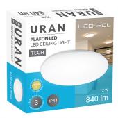 Oprawa LED ORO Uran 12W-DW