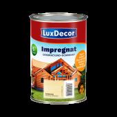 Impregnat do drewna Luxdecor 1l bezbarwny