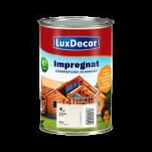 Impregnat do drewna Luxdecor 1l biały