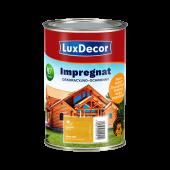 Impregnat do drewna Luxdecor 1l jasny dąb