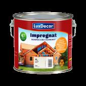 Impregnat do drewna Luxdecor 3l biały