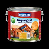 Impregnat do drewna Luxdecor 3l jasny dąb