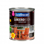 Lakierobejca Luxdecor 0,75l palisander