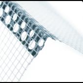 Narożnik aluminiowy z siatką 8x12cm 2,5m Perfect