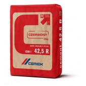 Cement Czerwony I 42,5 R 25kg