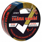 Taśma malarska Washi Tape 35mmx25m