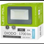 Naświetlacz LED ORO Diodo 20W-G-CW