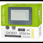 Naświetlacz LED ORO Diodo 30W-G-CW
