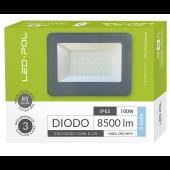 Naświetlacz LED ORO Diodo 100W-G-CW