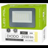 Naświetlacz LED ORO Diodo 30W-G-DW
