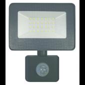 Naświetlacz LED ORO Diodo 20W-G-PIR-EXT-DW