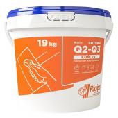 Masa szpachlowa gotowa Rigips Q2-Q3 Kończy 19kg