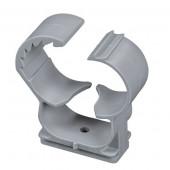Uchwyt plastikowy 20-25mm do rurek i kabli