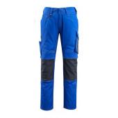 spodnie do pasa 52 Mannheim niebieskie