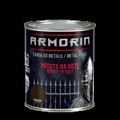Farba antykorozyjna Armorin 0,75l ciemna brązowa