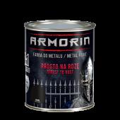 Farba antykorozyjna Armorin 0,75l czarna