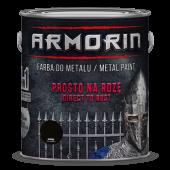 Farba antykorozyjna Armorin 2,5l czarna