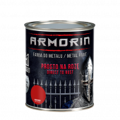 Farba antykorozyjna Armorin 0,75l czerwona