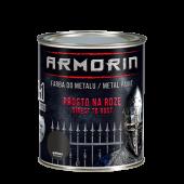 Farba antykorozyjna Armorin 0,75l grafitowa