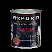 Farba antykorozyjna Armorin 0,75l jasna brązowa