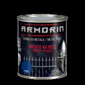 Farba antykorozyjna Armorin 0,75l niebieska
