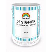Farba lateksowa Beckers Designer Kitchen&Bathroom 5l