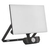 Naświetlacz LED tambo IP54 50W z czujnikeim barwa neutralna