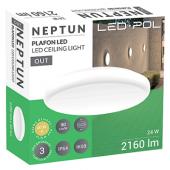 Oprawa Led Oro Neptun 24W-DW