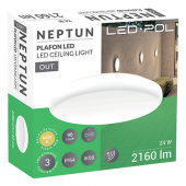 Oprawa Led Oro Neptun 24W-DW-MIC