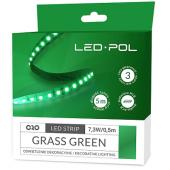 Taśma LED ORO Strip 600L 2835-NWD g.green