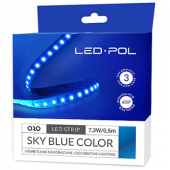 Taśma LED ORO Strip 600L 2835-NWD l.yellow