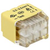 Złączka wciskana 6x0,75-2,5mm2 10szt