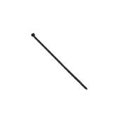 Opaski kablowe 2,5x150mm 100szt czarne