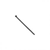 Opaski kablowe 3,6x150mm 100szt czarne