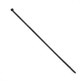 Opaski kablowe 3,6x300mm 100szt czarne