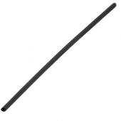 Rurka termokurczliwa 2,5-1,25mm czarna 1m