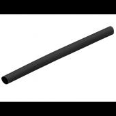Rurka termokurczliwa 10-5mm czarna 1m