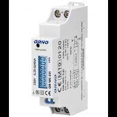 Licznik zużycia energii 1-fazowy MID 40A DIN TH-35mm