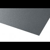 Blacha płaska 1,25x2,0x0,5mm grafit
